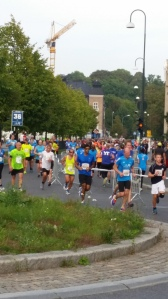Oslo Marathon 2014